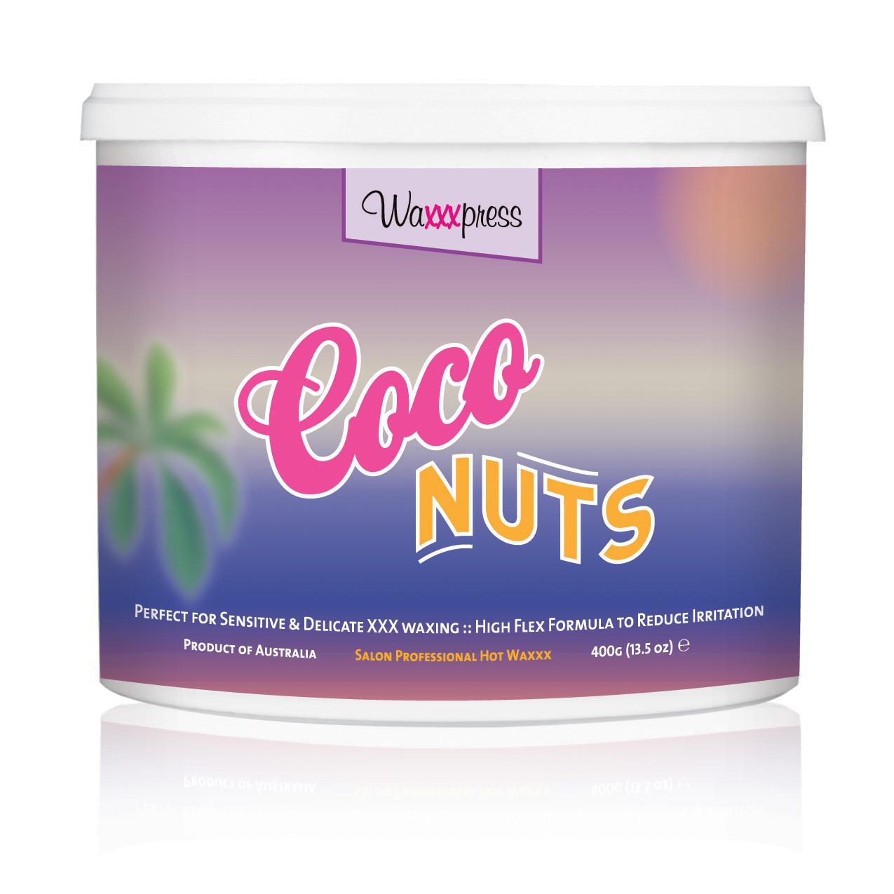 Coco Nuts Jar 400g